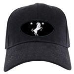 Meridies Populace Badge Black Cap