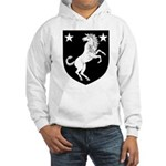 Meridies Populace Badge Hooded Sweatshirt