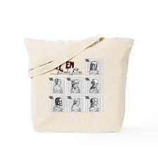 Seven Deadly Sins Tote Bag