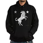 Meridies Populace Badge Hoodie (dark)