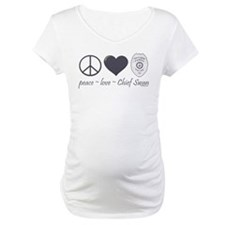Peace Love Chief Swan Shirt