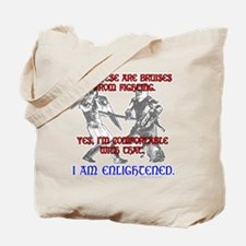 SCA Fighting Enlightenment Tote Bag
