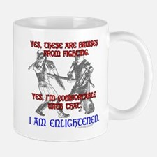 SCA Fighting Enlightenment Mug