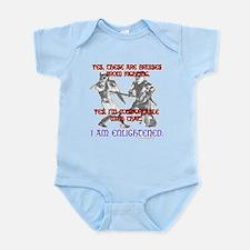 SCA Fighting Enlightenment Infant Bodysuit