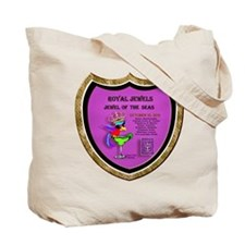 Royal Jewels of the Seas- Tote Bag