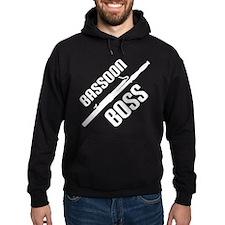 Funny Bassoon Boss Hoodie