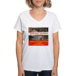 Olvera Street Women's V-Neck T-Shirt