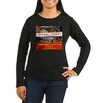 Olvera Street Women's Long Sleeve Dark T-Shirt