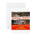 Olvera Street Greeting Card