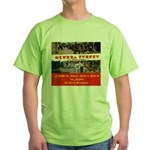 Olvera Street Green T-Shirt