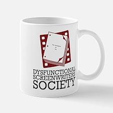 new-DSS-logo-VERTICAL Mugs