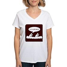 Paddle Faster Shirt