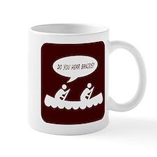 Paddle Faster Small Mug