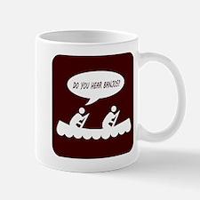 Paddle Faster Small Small Mug