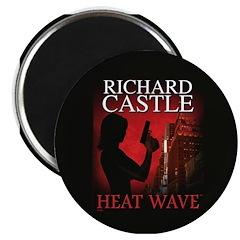 Heat Wave Magnet