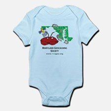 MGS Crab Logo Infant Bodysuit