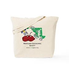 MGS Crab Logo Tote Bag