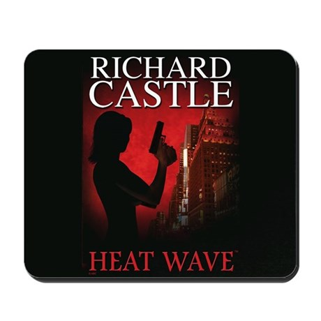 Heat Wave Mousepad