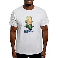 Those Who Beat Their Guns Int T-Shirt