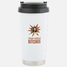 Como Estas Bitches Travel Mug