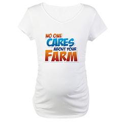 No One Cares Shirt