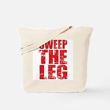 Sweep The Leg Tote Bag