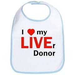 Live Liver Donor Bib