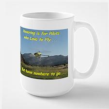 """""""Hovering"""" - Mug"""