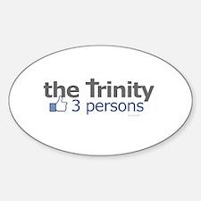 The Trinity - Decal