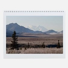 Cute Mt. mckinley Wall Calendar