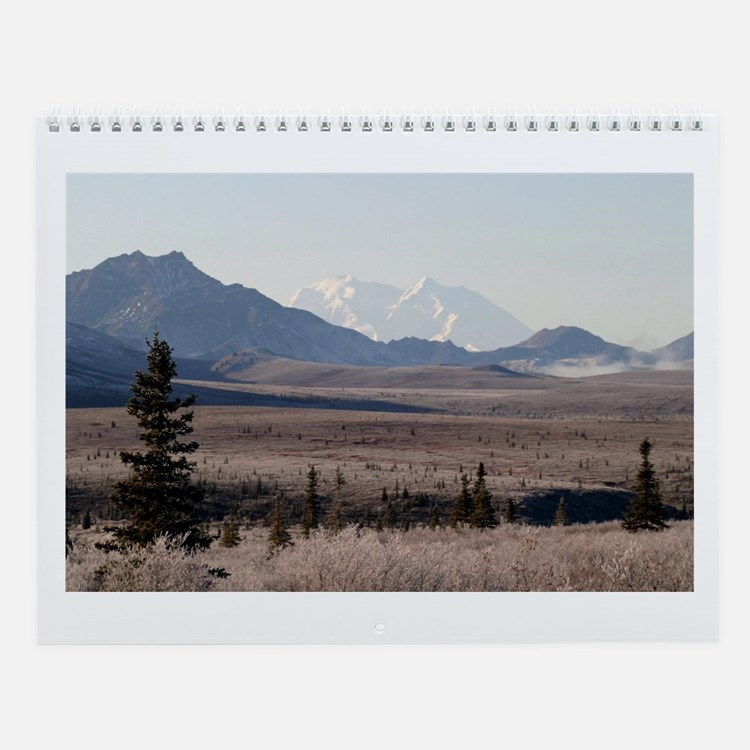 Cute Mt mckinley Wall Calendar