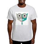 Zapf the Dingbat Owl Guy's Tee