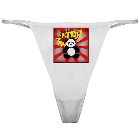 Panda Power Classic Thong