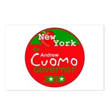 Cuomo 2010 Postcards (Package of 8)