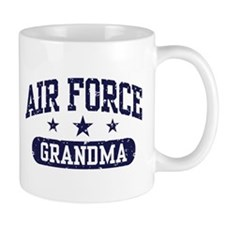 Air Force Grandma Mug