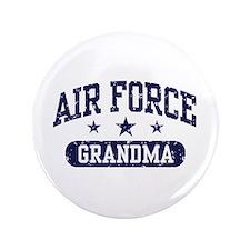"""Air Force Grandma 3.5"""" Button"""