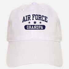 Air Force Grandpa Baseball Baseball Cap