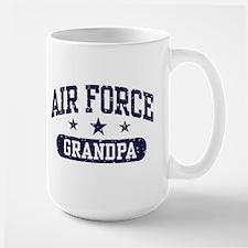Air Force Grandpa Mug