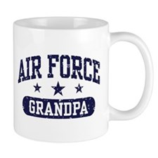 Air Force Grandpa Mug
