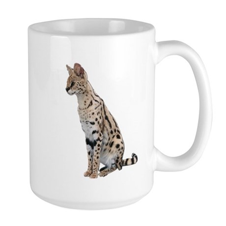 KiaraServal Ladie's Wear Large Mug