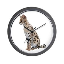 KiaraServal Ladie's Wear Wall Clock