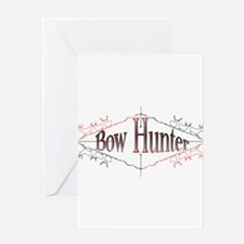 Bow Hunter Greeting Card