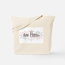 Bow Hunter Tote Bag