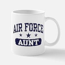 Air Force Aunt Mug