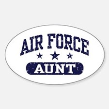Air Force Aunt Decal
