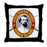 NB Forrest (AFGM) Throw Pillow
