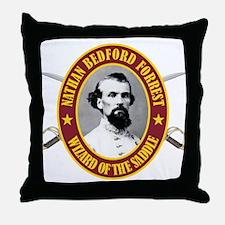 NB Forrest (AFGM) Throw Pillow