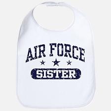 Air Force Sister Bib