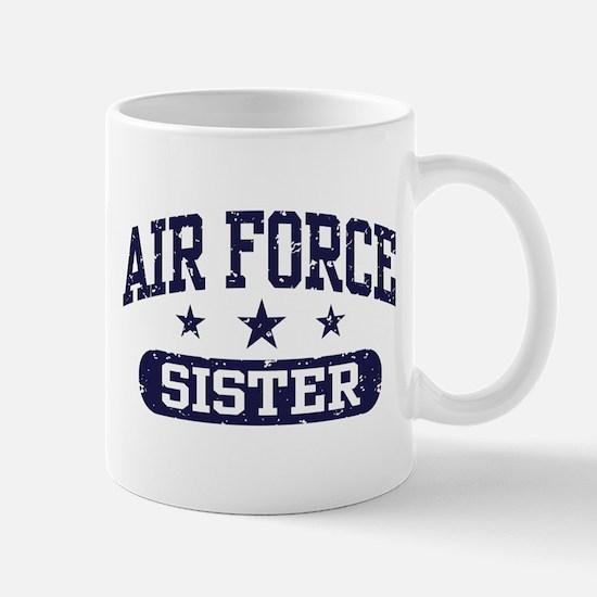 Air Force Sister Mug