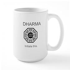 Dharma - Initiate This Mug
